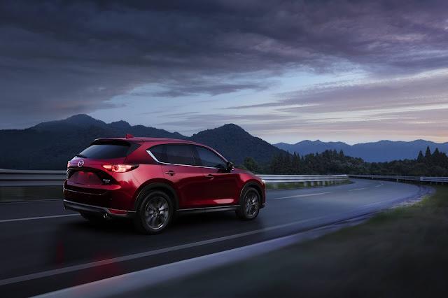 2021 Mazda CX-5: More To Discover