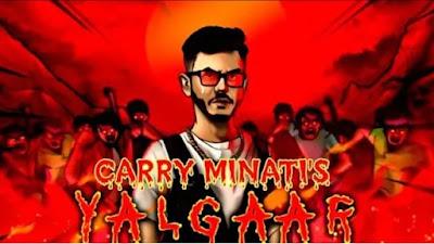 Yalgaar video में CarryMinati ने यूट्यूब पॉलिसी और कुणाल कामरा की कलई खोल दी