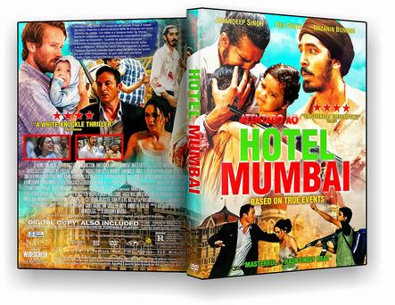 Atentado ao Hotel Taj Mahal (2019) DVD-R AUTORADO