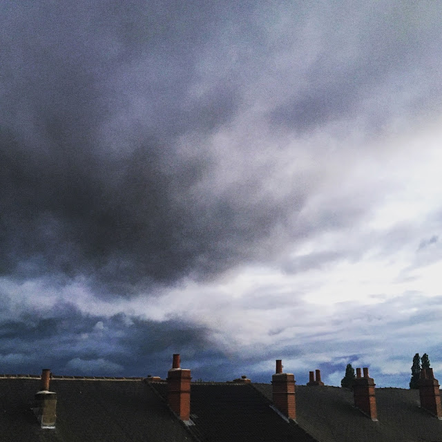 Chimney skyline