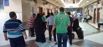 وزيرة التضامن الاجتماعى توجه فريق أطفال وكبار بلا مأوي بإنقاذ 4 أخوات من ذوي الاحتياجات الخاصة  بالإسكندرية