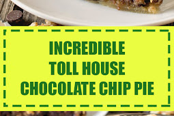 Incredible Toll House Chocolate Chip Pie