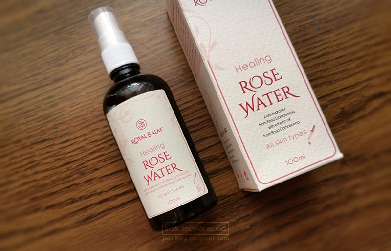 Royal Balm ružina voda, prirodna kozmetika Srbija, hidrolat ruže utisci, recenzija, benefiti, saveti, blog