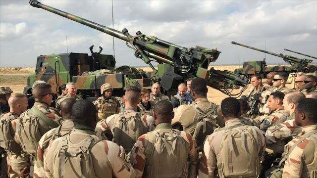 Londres y París enviarán tropas a Siria para suplir a las de EEUU