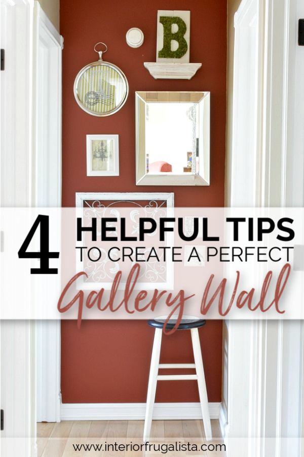 Four Helpful No-Measure Tips To Hang A Gallery Wall