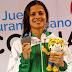 Karen Tórrez gana la segunda medalla de plata para Bolivia en los Juegos Suramericanos