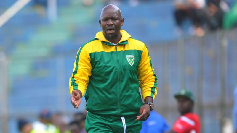 Golden Arrows coach Steve Komphela
