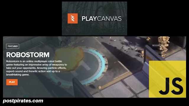 game-development-using-playcanvas