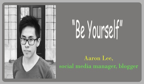 tip blogging aaron lee