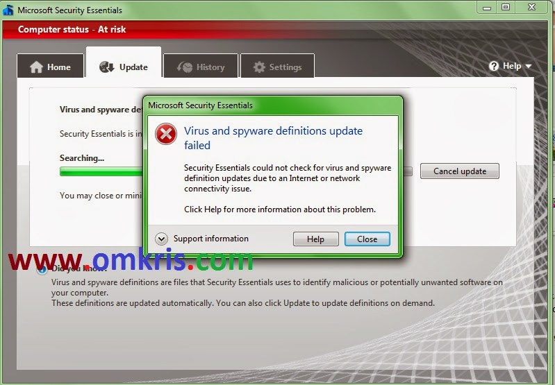 How to open microsoft security essentials windows 8