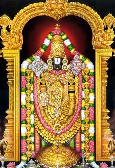 indian God shri perumal ji