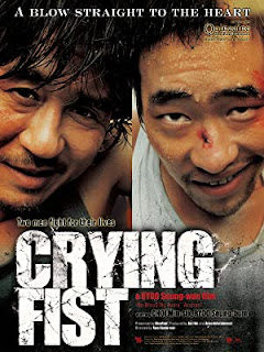 Crying Fist 2005 Korean 480p WEB-DL 500MB With Bangla Subtitle