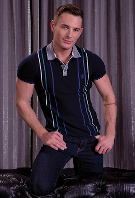Actor and Model Brent Corrigan