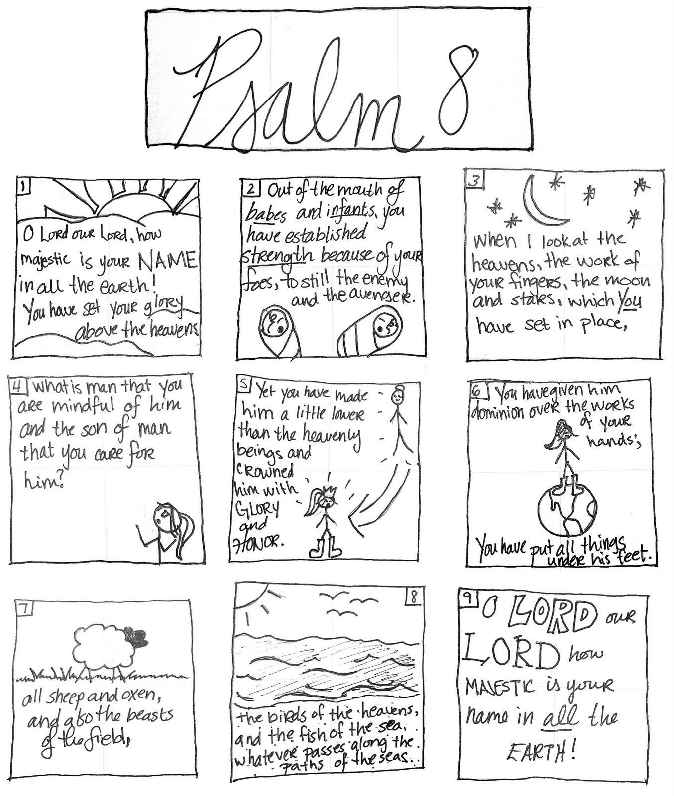 Kickin Karen Psalm 8