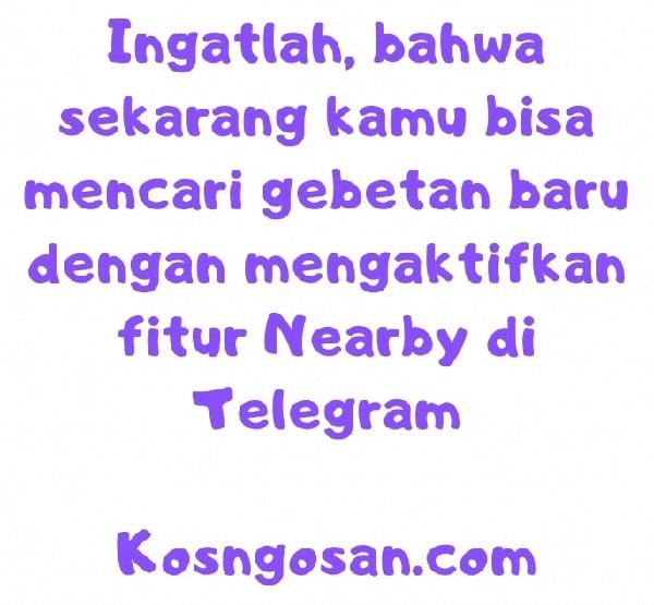 kata mutiara telegram