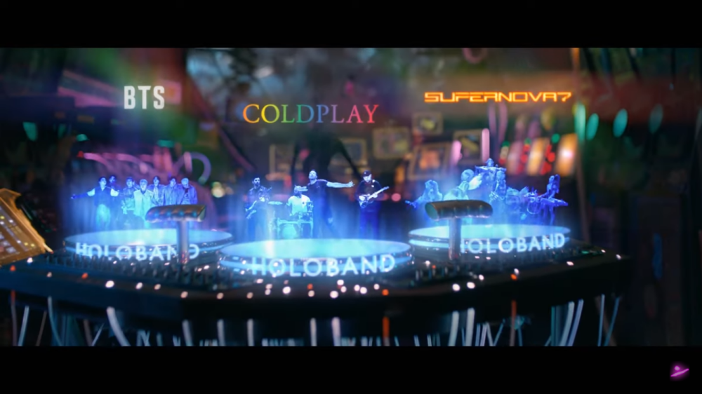 Coldplay and BTS Finally Released The MV For The Collaboration Song 'My Universe'