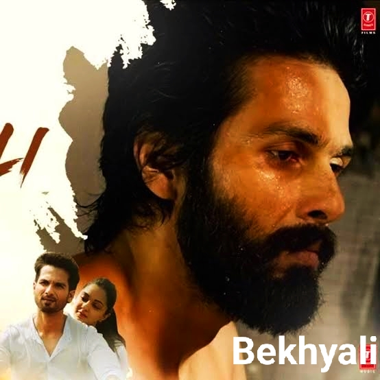 Bekhyali Song lyrics Kabir singh