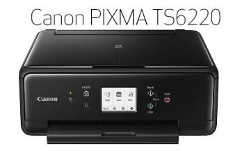 Canon PIXMA TS6220 Driver