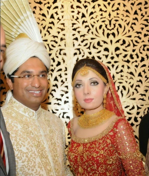 We Already Posted Pictures Of Sharmila Farooqui S Mayon And Mehndi Is Not One Those Brides Who Do Enjoy Their Wedding Day Because
