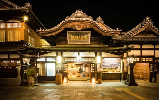 Best Relaxation Places In Japan