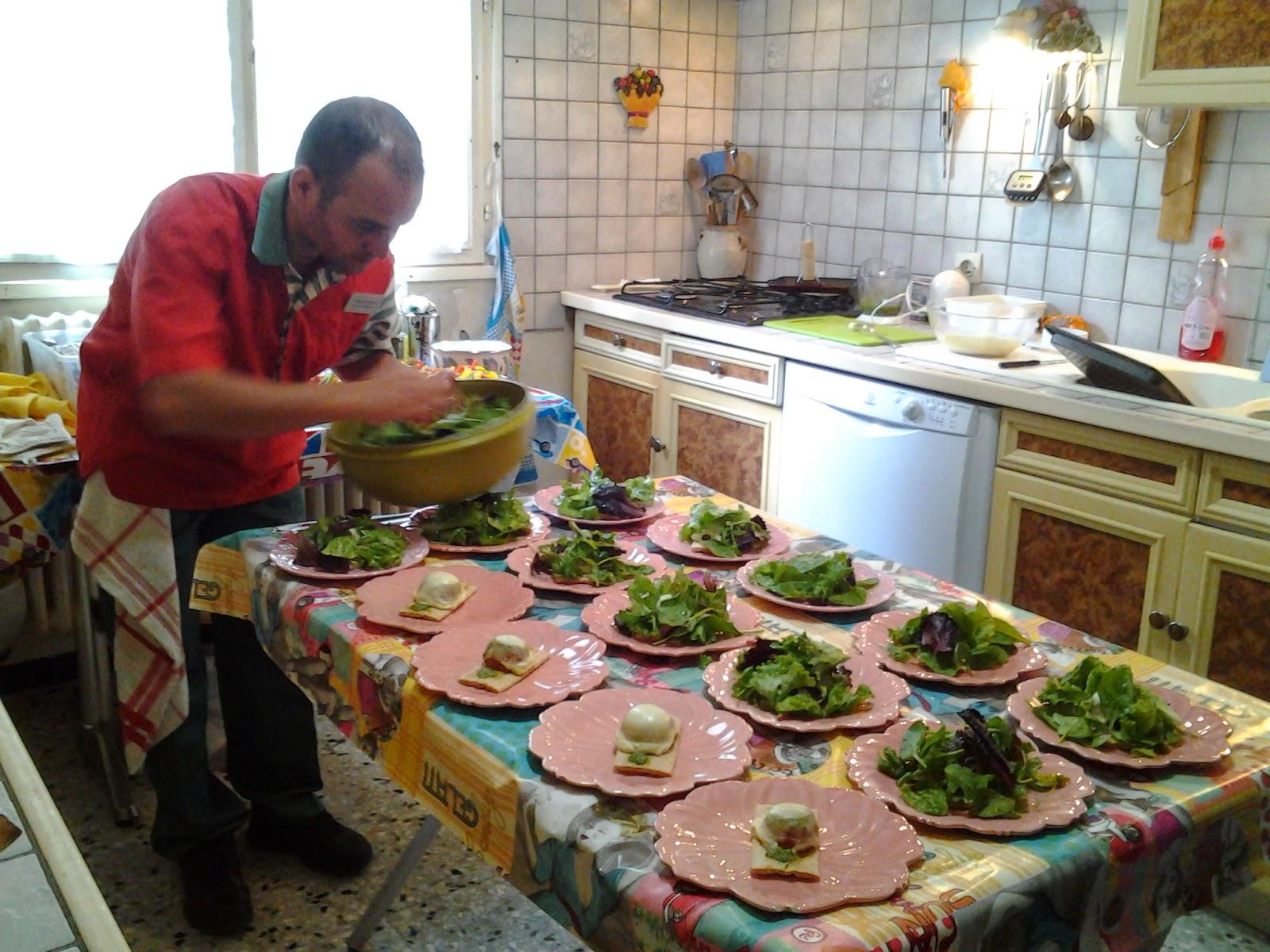 La cuisine d 39 antan de vincent cuisinier domicile et for La cuisine d antan