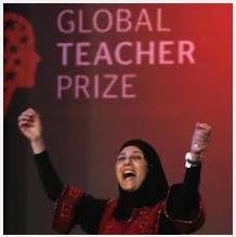 Ini Harapan Hanan Al Hroub, Guru Terbaik Dunia Kepada Murid-muridnya