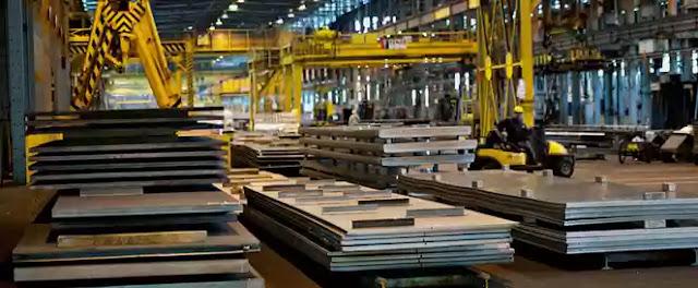 industri besi