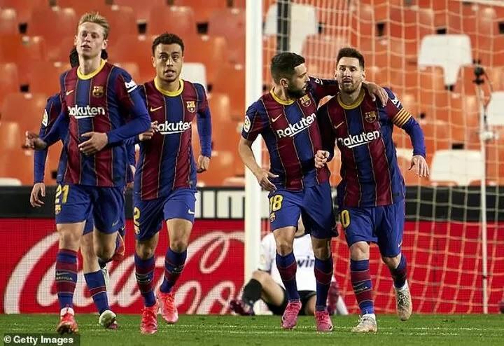 Barcelona assistant boss Schreuder confident of LaLiga title hopes