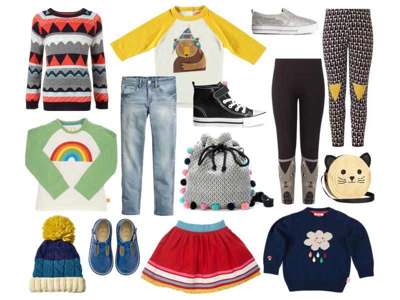 autumn kids style