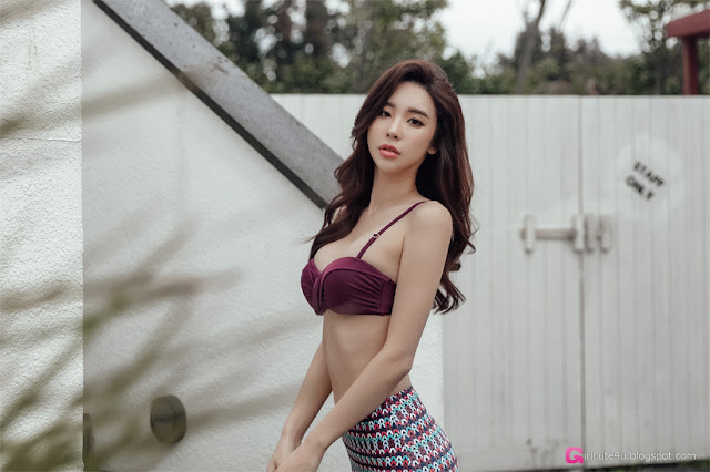 Park Da Hyun - Bikini Set - very cute asian girl - girlcute4u.blogspot.com (1)