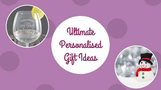 Ultimate Personalised Christmas Gifts