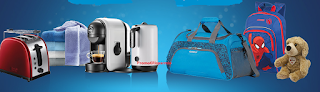 Logo Con Nostromo ''Naviga in un mare di premi'' con buoni shopping da 30 euro