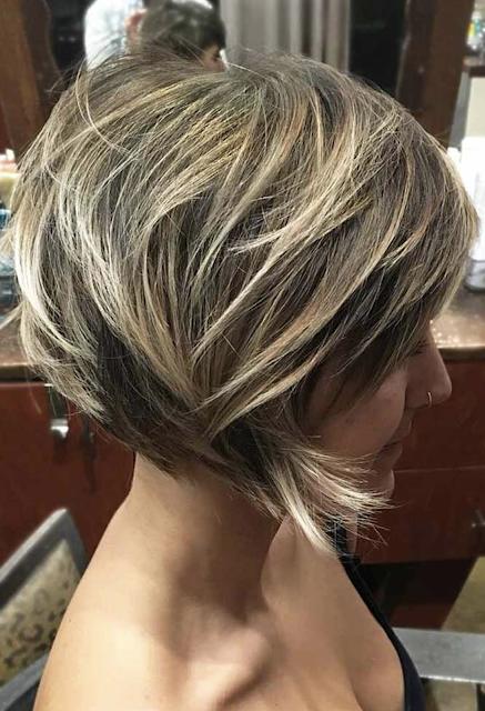 modern shag haircuts 2019