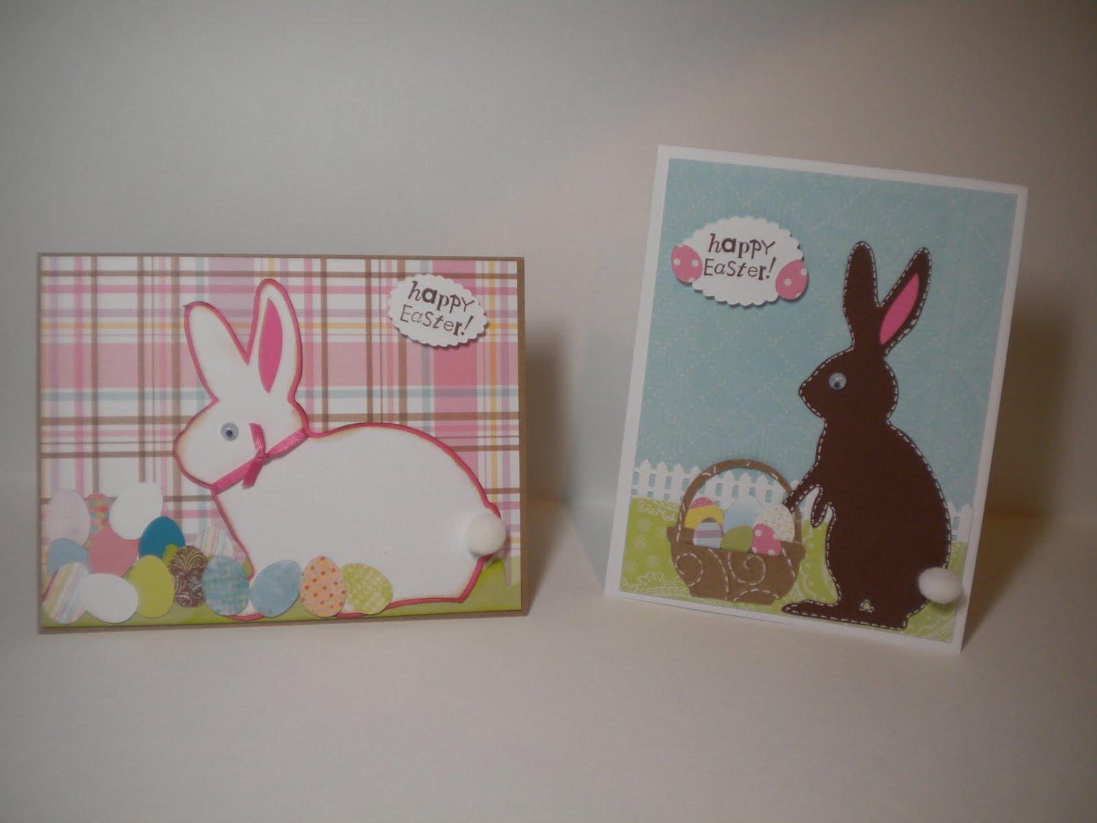 creative cricut designs  more happy easter cards