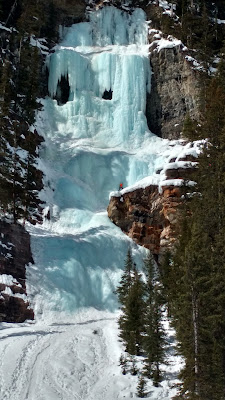 Louise Falls, Banff National Park