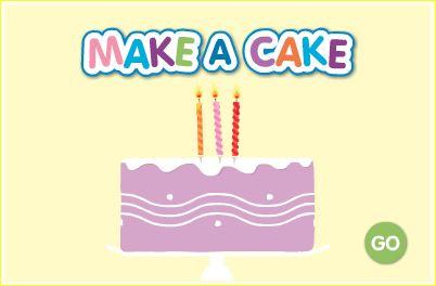 Make A Cupcake Cake Abcya