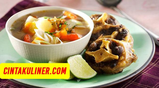 Resep Sop Buntut, Cintakuliner, Resep Masakan, Resep Makanan, Penyedia Resep Masakan, Tukang Masak,