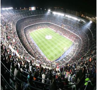 تعرف على أكبر ملاعب كرة قدم في العالم
