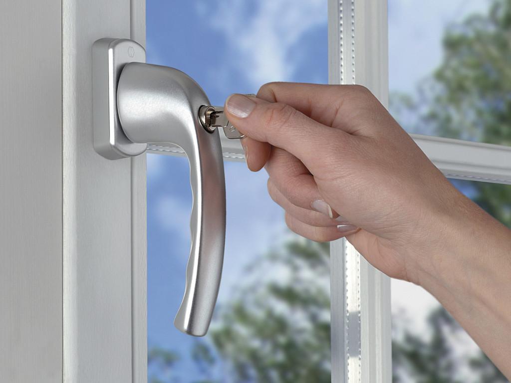 Comment démonter une poignée de fenêtre
