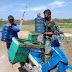 Satgas TMMD 109 Bantu Warga Jatiwarno Sediakan Air Mineral