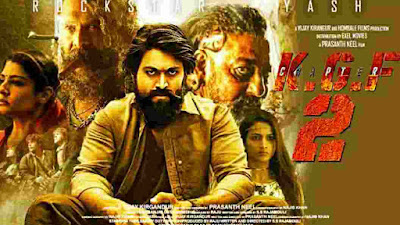 KGF CHAPTER 2 full movie in hindi download 480p,720p,1080p hd filmyzilla