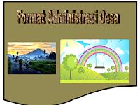 Unduh Contoh Format Administrasi Desa Excel