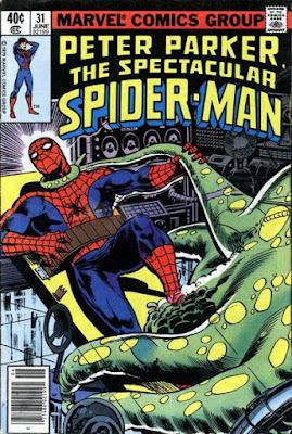Spectacular Spider-Man #31