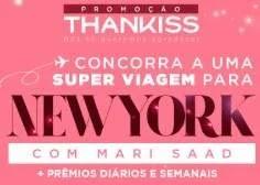 Cadastrar Promoção Kiss New York 2019 Viagem Estados Unidos e Maletas de Maquiagem