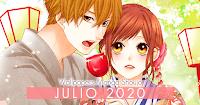 Wallpapers Manga Shoujo: Julio 2020
