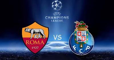 مشاهدة مباراة روما وبورتو في دوري ابطال اوروبا