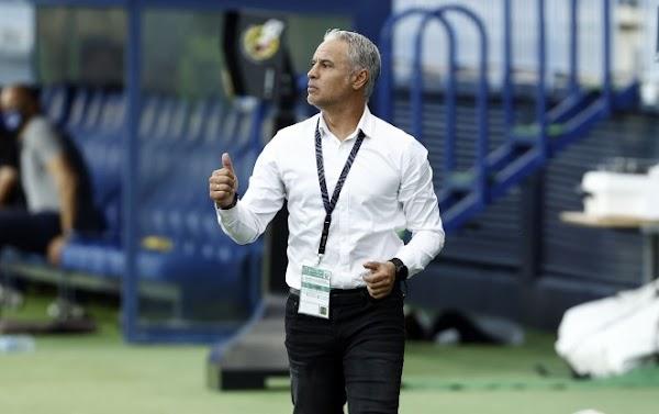 Málaga, Sergio Pellicer tiene dudas sobre su renovación