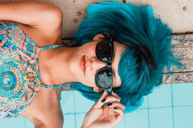 Tips Merawat  Rambut  Setelah Pewarnaan