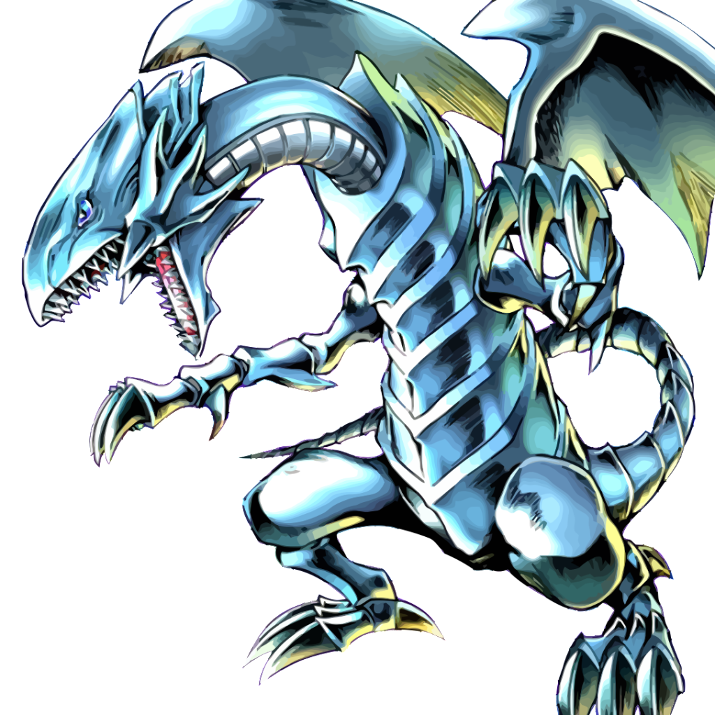 Yu-Gi-Oh! Cards without Backgrounds: Dragon