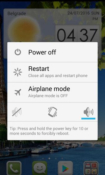 """Cara Mengatasi """"Tidak Ada Layanan dan Sinyal"""" Di Android dan Samsung 2"""